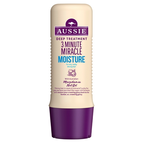 Aussie tretman 3MM Miracle Moisture 250ml