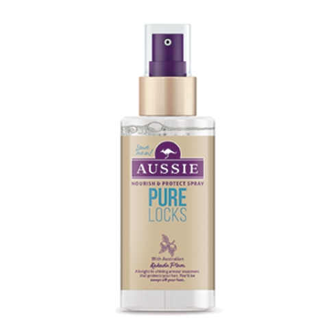 Aussie losion Pure Locks 100ml